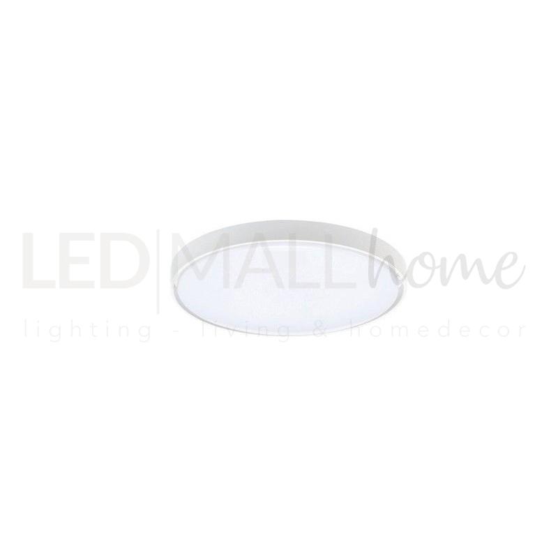 Lampada plafoniera led circolare per interni 16w luce for Led per interni casa
