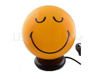 Lampada Emoticon Smile Happy Lamp RELAX