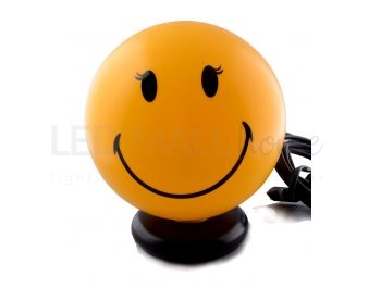 Lampada Emoticon Smile Happy Lamp Classic MRS