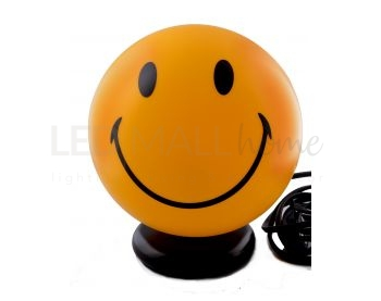 Lampada Emoticon Smile Happy Lamp MR