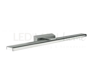 APPLIQUE LED ANTARES CROMO 8W 620LM 3500K 66X12,5X5,5CM