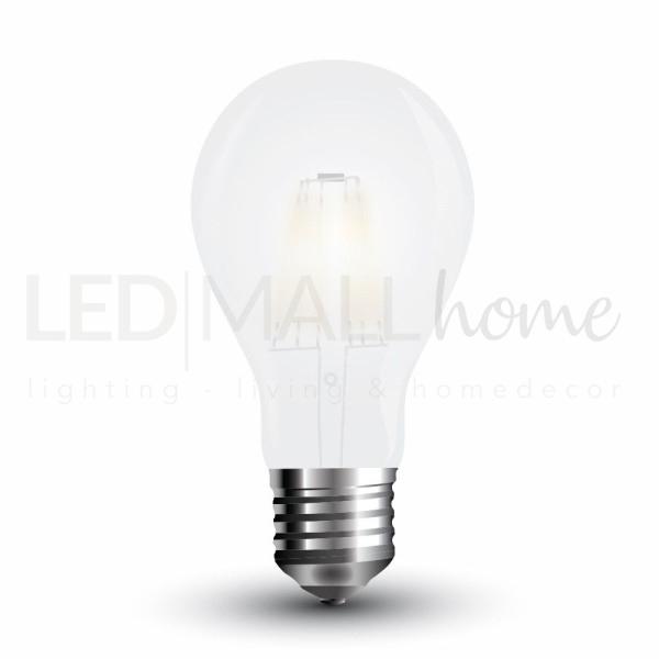 Lampada Led A67 8W E27 FROST COVER 2700K