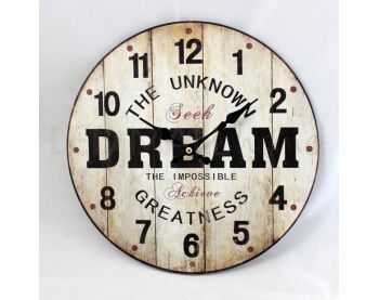"Orologio Vintage ""The Unknown Dream"""