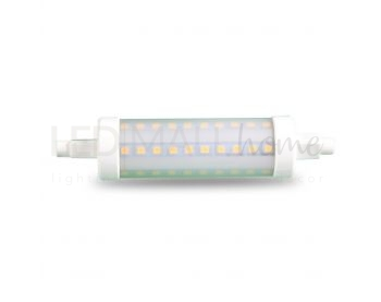 LAMPADA LED R7S 10W ? 25 - 118 mm 2700°K 1000LM