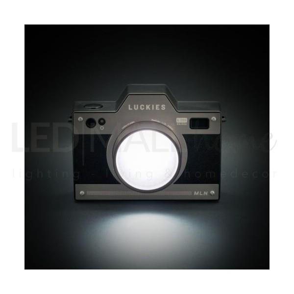 Lampada Macchina fotografica Led con usb