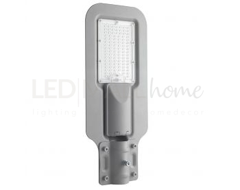 STRADALE LED VISION SILVER 100W 10000LM 4000K IP65 57X24X8,7CM
