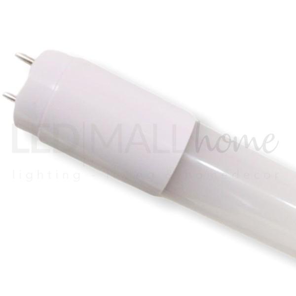 Tubo Neon Led T8 120cm 18w 4000k luce naturale G13 opaco sostituzione per Neon Fluorescenti 36w luce 840