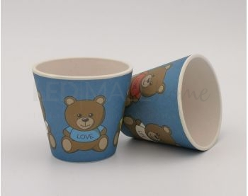 """Quy Cup Espresso Collection 90ml Mod """"Teddy"""""""