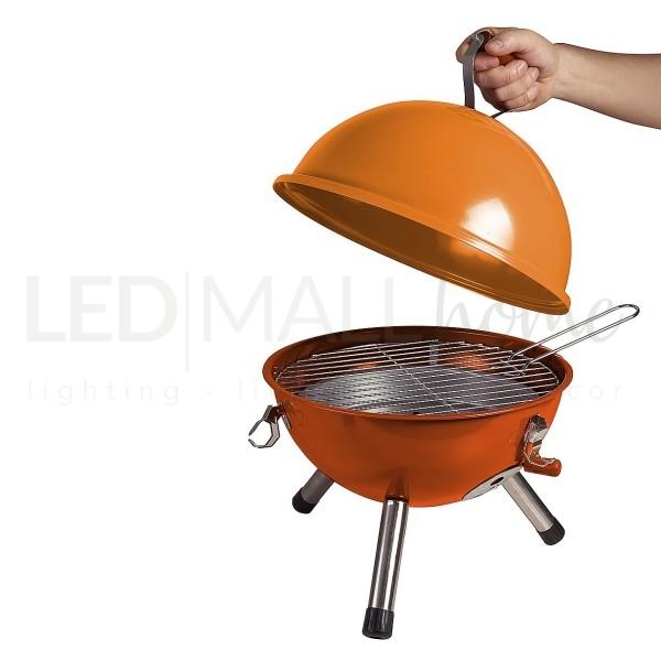 Mini Barbeque Arancione