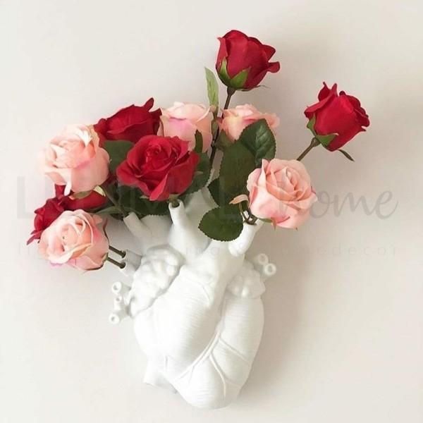 Vaso Cuore Love In Bloom Seletti
